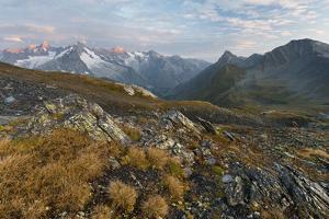 Col De Fen?e, Mont Dolent, Valais, Switzerland by Rainer Mirau