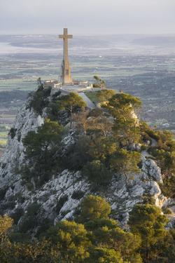 Creu De Sant Salvador, Majorca, the Balearic Islands, Spain by Rainer Mirau