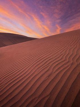 Dunes Close Maspalomas, Gran Canaria, Canary Islands, Spain by Rainer Mirau