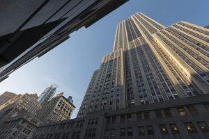 Empire State Building, Manhattan, New York City by Rainer Mirau