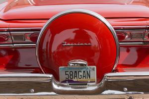 Ford Fairlane, Vintage Car, Grand Canyon Inn, Arizona, Usa by Rainer Mirau