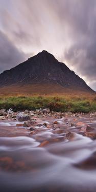 Great Britain, Scotland, Highlands, Invernessshire, Glen Coe by Rainer Mirau