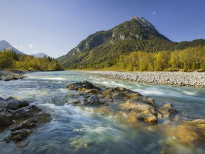 Klimmspitze, Lech, Hornbach Chain, Lechtal, Tyrol, Austria by Rainer Mirau
