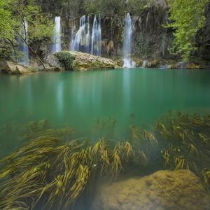 Kursunlu Waterfall, Antalya, Turkey by Rainer Mirau