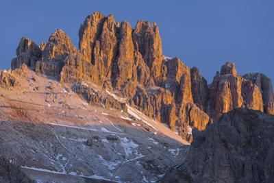 Lagazuoi Gran, Le Tofane, Passo Falzarego, Veneto, the Dolomites, Italy by Rainer Mirau