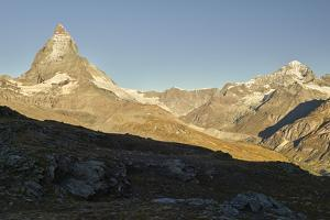 Matterhorn, Zermatt, Valais, Switzerland by Rainer Mirau