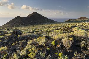 Montana De Lagi, Island La Palma, Canary Islands, Spain by Rainer Mirau