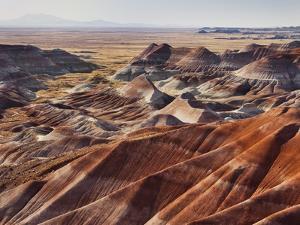 Painted Desert, Winslow, Arizona, Usa by Rainer Mirau