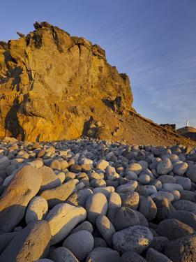 Reykjalighthouse of Nes, Coastal Scenery, Iceland by Rainer Mirau