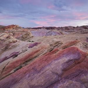 Sandstone, Valley of Fire State Park, Nevada, Usa by Rainer Mirau