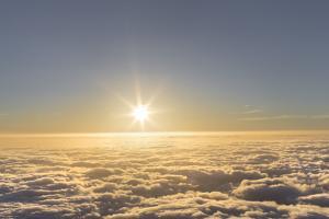 Sea of Clouds, Island La Palma, Canary Islands, Spain by Rainer Mirau
