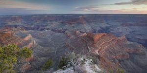 Shoshone Point, South Rim, Grand Canyon National Park, Arizona, Usa by Rainer Mirau
