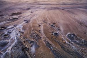 Swell at the Playa Del Silencio, Costa Verde, Asturias, Spain by Rainer Mirau