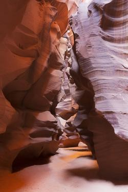 Upper Anthelope Canyon, Navajo Tribal Park, Page, Arizona, Usa by Rainer Mirau