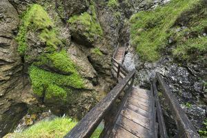 Wasserlochklamm Gorge, Salzatal, Styria, Austria by Rainer Mirau