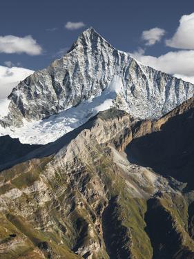 Weisshorn, Zermatt, Valais, Switzerland by Rainer Mirau