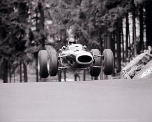 French Grand Prix, c.1965 by Rainer W. Schlegelmilch
