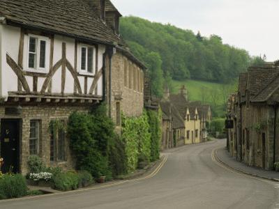 Castle Combe, Wiltshire, England, United Kingdom, Europe by Rainford Roy