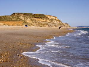 Hengistbury Head and Beach, Dorset, England, United Kingdom, Europe by Rainford Roy
