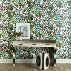 Rainforest Self-Adhesive Wallpaper