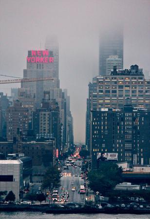 Rainy Day on 42nd Street NYC