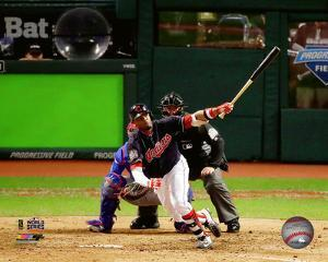 Rajai Davis Game Tying Home Run Game 7 of the 2016 World Series