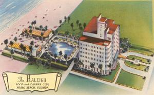 Raleigh Hotel, Miami Beach, Florida