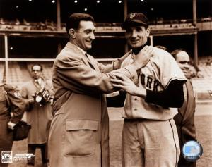 Ralph Branca / Bobby Thomson - Choking