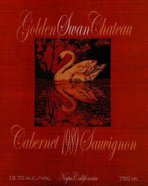 Golden Swan by Ralph Burch