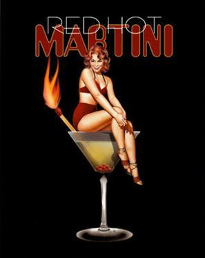 Red Hot Martini by Ralph Burch