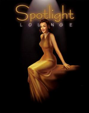 Spotlight Lounge by Ralph Burch