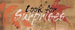 Surprises by Ralph Burch