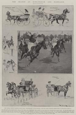 The Season at Hurlingham and Ranelagh by Ralph Cleaver