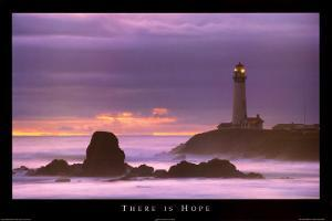 There is Hope by Ralph Clevenger