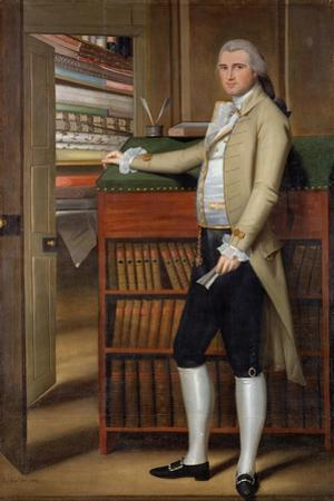 Elijah Boardman, 1789 by Ralph Earl Or Earle