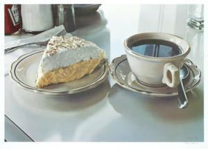 Cream Pie by Ralph Goings