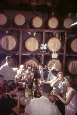 February 11, 1957: Trocadero Rum Distillery in Havana, Cuba by Ralph Morse