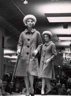 French Coats Sold at Ohrbach's by Ralph Morse