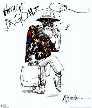 Fear And Loathing In Las Vegas by Ralph Steadman