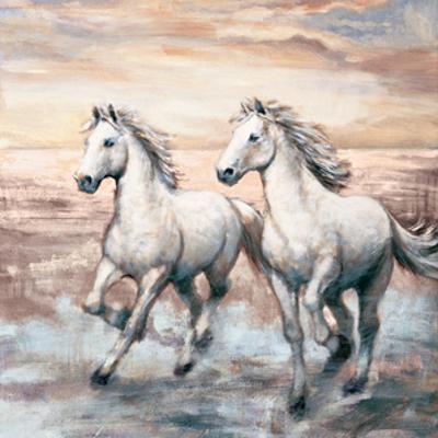 Running Horses I