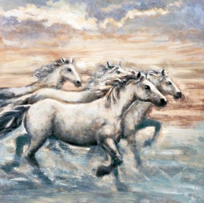 Running Horses II