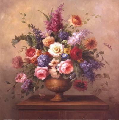 Heirloom Bouquet II by Ralph Steiner