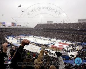 Ralph Wilson Stadium 2008 NHL Winter Classic