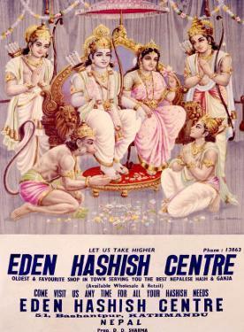 Eden Hashish Centre by Ramesh Sharma