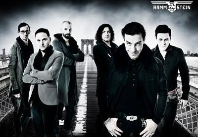 Rammstein Group Music Poster Print