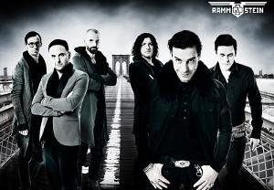 Rammstein Group Music Poster Print