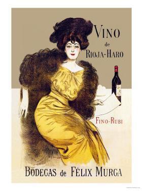 Vino de Rioja-Haro by Ramon Casas