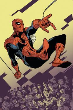 The Amazing Spider-Man #1 Featuring Spider-Man by Ramon Perez