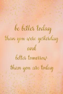 Better Today by Ramona Murdock