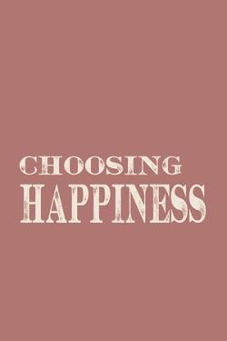 Choosing Happiness No. 1 by Ramona Murdock